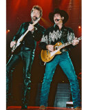 Kix Brooks &amp; Ronnie Dunne Photo