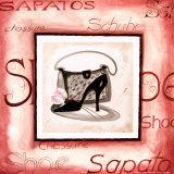 Fashion Shoes III Plakater av Gockel, Alfred