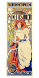 Prinetti Stucchi Bicycle Giclee Print