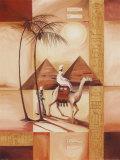 Desert Dreams I Posters av Gockel, Alfred