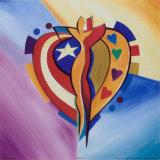 Love American Style II Posters av Gockel, Alfred