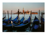 San Giorgio Maggiore, Venice Posters by Bill Philip