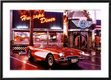 Corvette, 1958 - Diner Prints