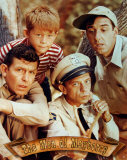 Griffith, los hombres de Mayberry Cartel de chapa