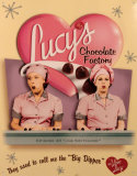 I Love Lucy Chocolate Factory Tin Sign