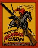 Daisy Red Ryder Carbine Blikskilt
