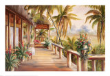 Tropical Retreat II Prints by Alexa Kelemen