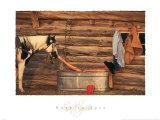 Nariz y pies Lámina por David R. Stoecklein