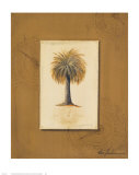 Tropical Palm I Prints by Victoria Splendore