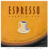 Espresso Print by Jillian David