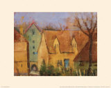 French Farmhouse II Prints by Jillian David