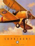 Sky Riders I Prints by Karen Dupré