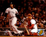 Gary Sheffield - Hits 3 run HR in game 3 of 2004 ALCS ©Photofile Photo