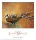 El Faisan Cobrizo II Art by Selina Taylor