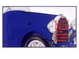 Bugatti Roadster Grill Giclee Print