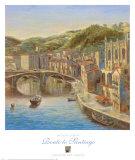Route to Santiago Prints by Michael Longo