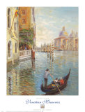 Venetian Memories Prints by Michael Longo