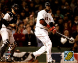 David Ortiz - Game-winning HR, 12th inning of Game 4,  2004 ALCS Photo