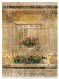 The Balcony ポスター : マイケル・ロンゴ