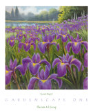 Gardenscape I Prints by Karen Dupr&#233;