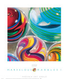 Marvelous Marbles I Prints by Karen Dupré
