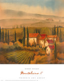 Montalcino II Prints by Robert Holman
