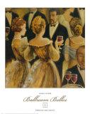 Ballroom Belles I Art by Karen Dupré