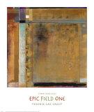 Epic Field I Print by John Douglas
