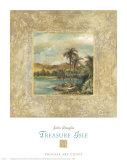 Treasure Isle I Posters by John Douglas