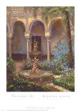 Fountain III Prints by Michael Longo