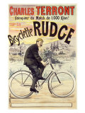 Rudge Whitworth Bicycle Company Lámina giclée