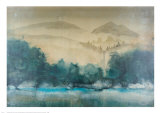 Shin Chu Province Print by Robert Holman
