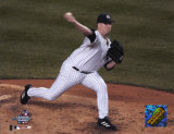 Jon Lieber pitching in the 2nd game of the 2004 ALCS &#169;Photofile Photo