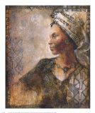 Raffia Robed Lady I Posters by  Dawson