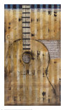 Stringed Quartet I Posters by Joel Giovanni