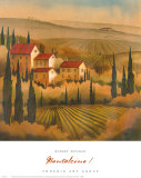 Montalcino I Prints by Robert Holman