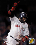 David Ortiz - Game-winning RBI single, 14th inning, Game 5, 2004 ALCS Photo