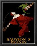 Sauvion's Brandy Prints