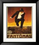 Fantomas Prints