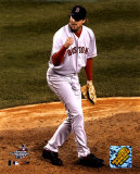 Derek Lowe - 6th inning, Game 7 - ALCS &#169;Photofile Photo