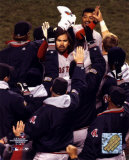 Johnny Damon - 2nd HR, Game 7 - ALCS ©Photofile Photo