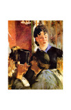 The Waitress Giclee Print by Édouard Manet