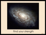 Find Your Strength Giclee Print