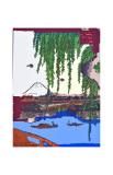 Yatsumi Bridge Giclee Print by  Hiroshige II