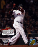 2004 World Series Game 1 - David Ortiz hits 1st inning two run HR Photo
