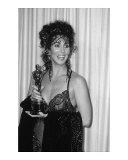 Cher gewinnt einen Award Poster