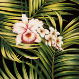 Tropical Bouquet III Poster by Cheryl Kessler-Romano