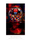 Gumball Machine IV Prints by TR Colletta