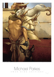Stalking Art by Michael Parkes