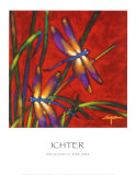Dragonfly Dreams Prints by Robert Ichter